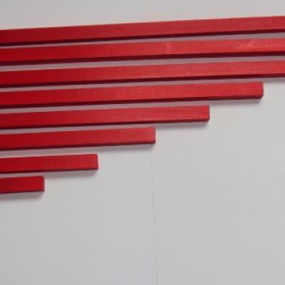 Barre rouge montessori