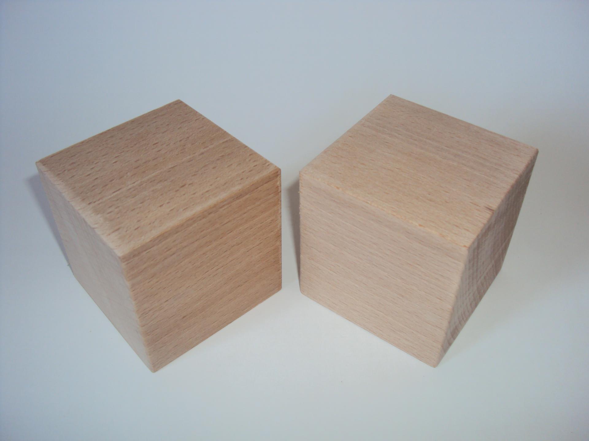 Cube 7 cm