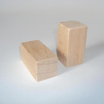 Cube en bois 60x30x30