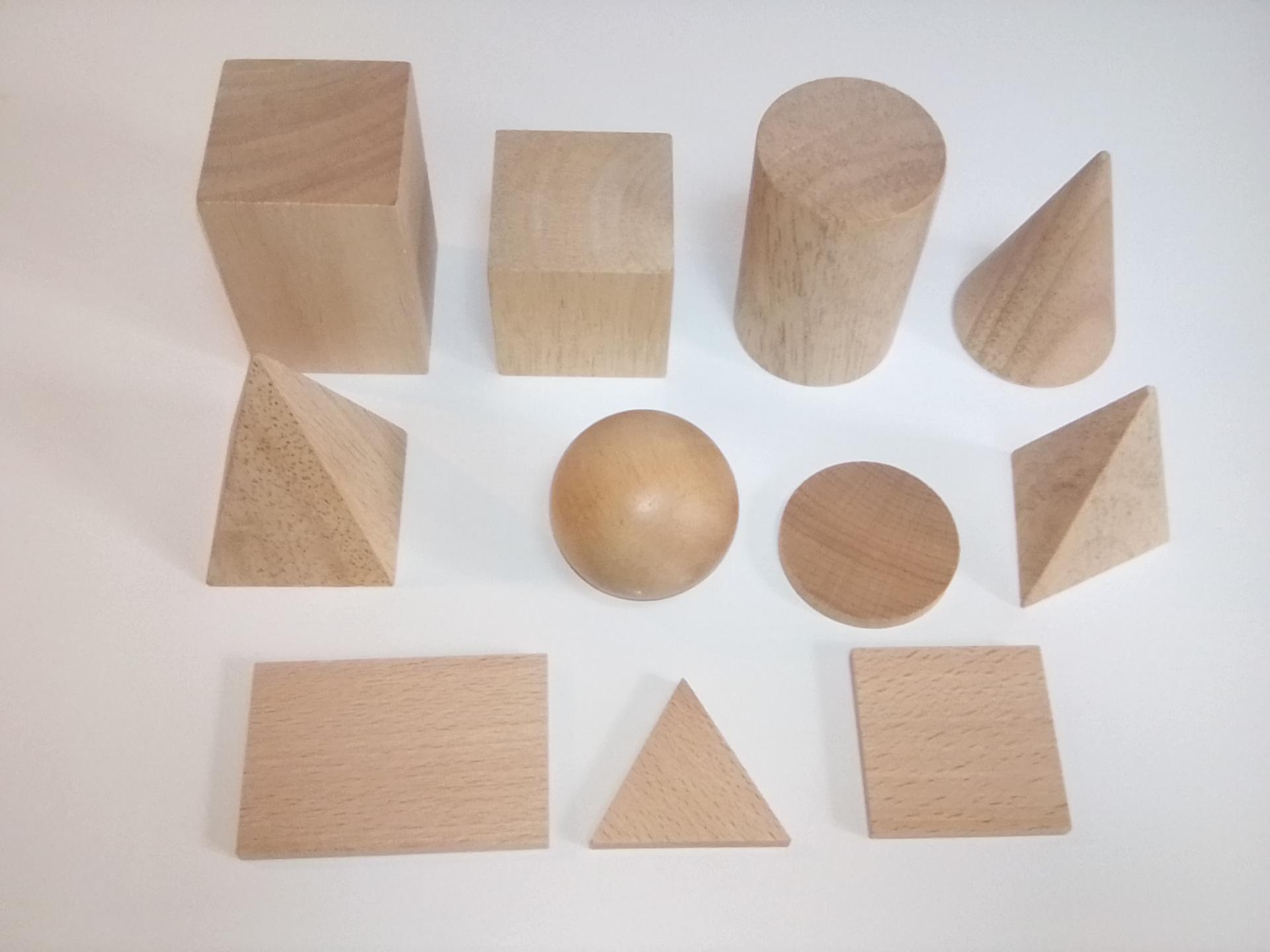 Formes géométriques diverses