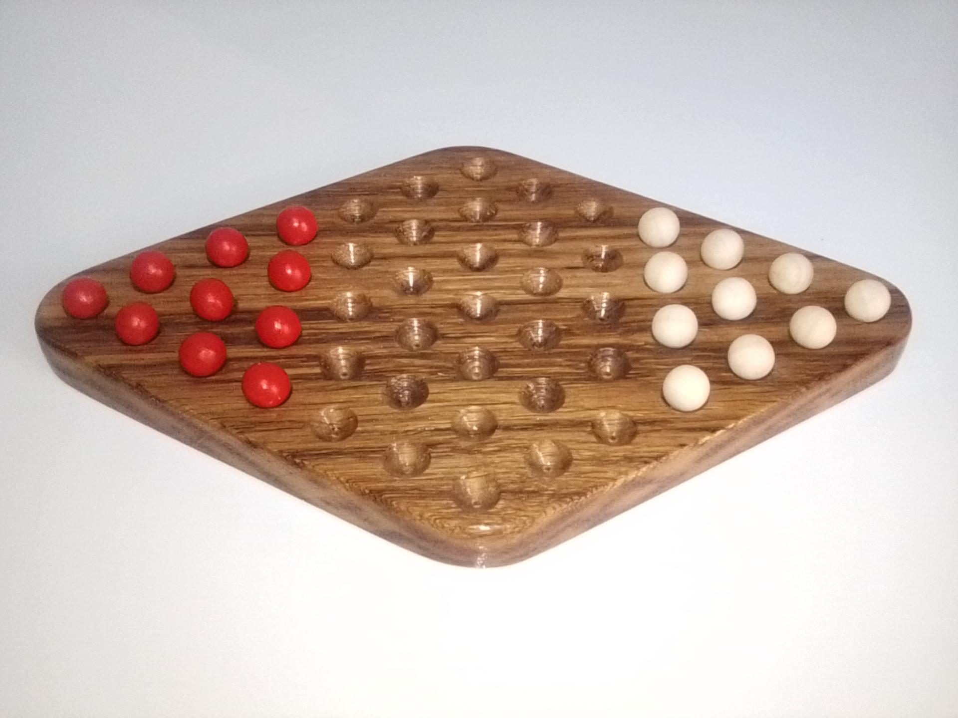 jeu dame chinoises 2 joueurs