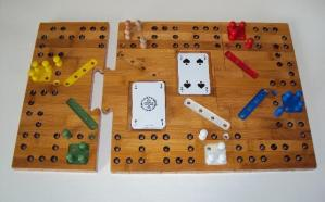 Toc modulable 4 6 joueurs