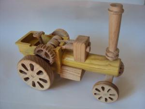 Tracteur t04